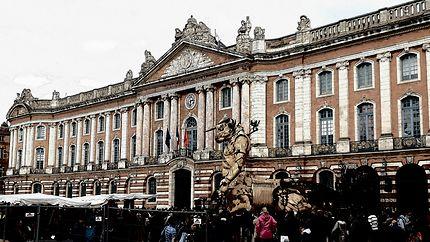 Minotaure Astérion, Capitole de Toulouse
