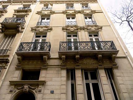 Le Paris d'Edith Piaf
