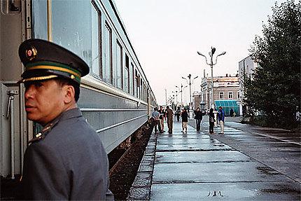 Voyage en Transmongolien