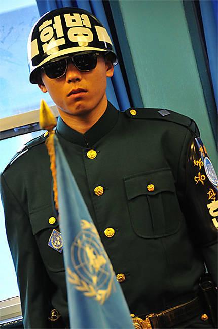 Militaire sud-coréen