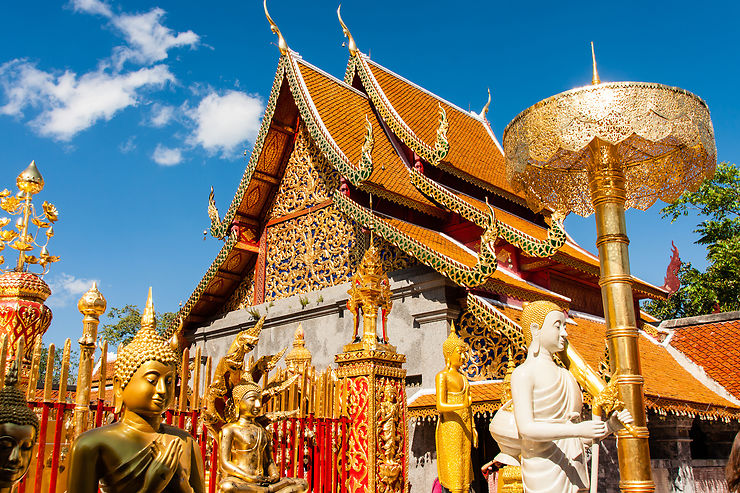 Chiang Mai et les fastes de la Thaïlande du Nord