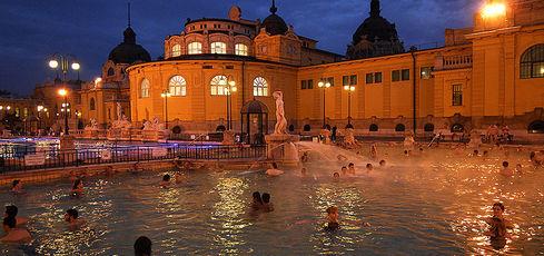 Retour de 5 jours début novembre à Budapest