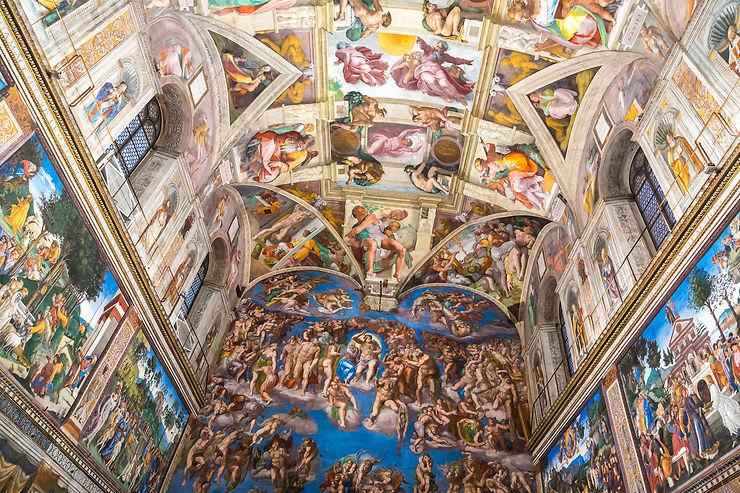 Explorer les trésors du Vatican