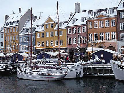 Nyhavn Nouveau Port