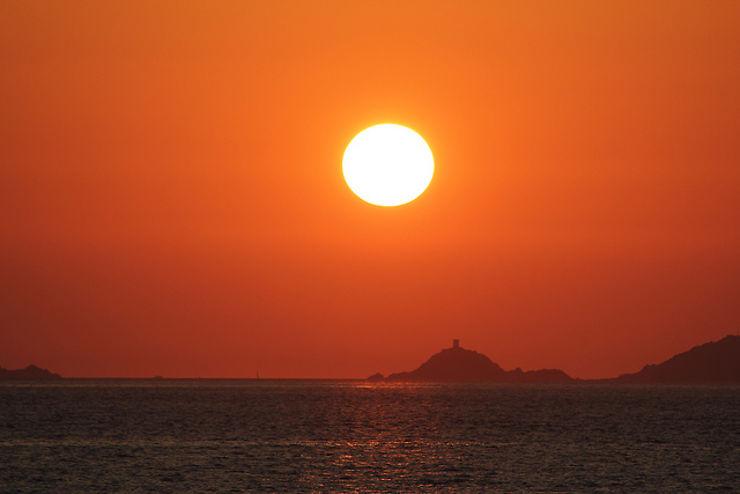 Cap vers les îles Sanguinaires !
