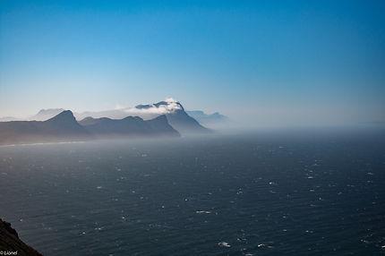 Ciel au Cap de Bonne-Espérance
