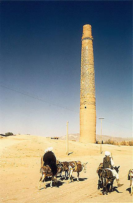 Minaret du 12ème siècle