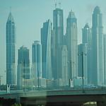 Skyscappers in Dubai