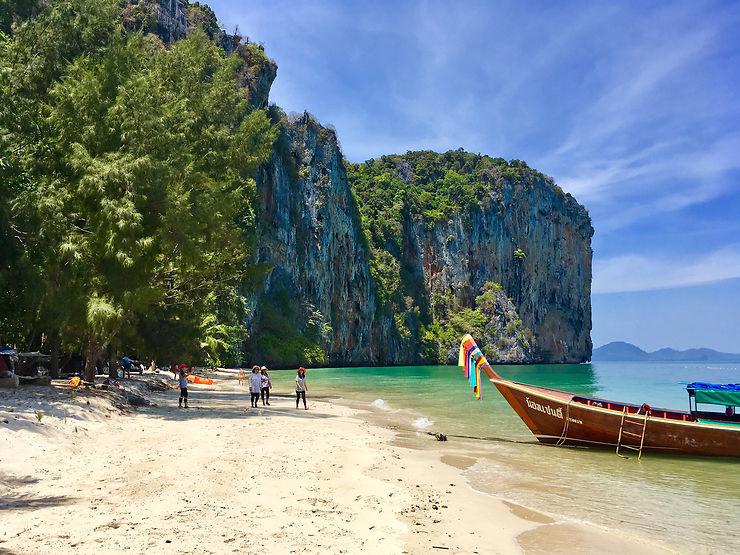 Thaïlande : îles de rêve en mer d'Andaman