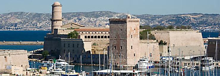 Marseille-Provence 2013, capitale européenne de la culture