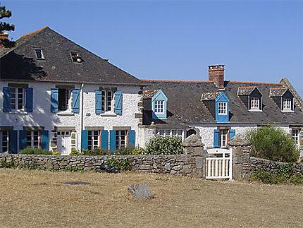 Chausey Maison du peintre de marine Marin-Marie