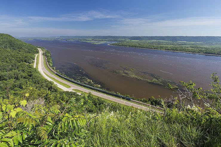 Great River Road : 3 300 km le long du Mississippi