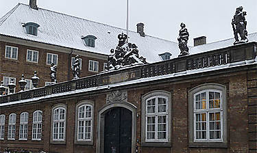Nationalmuseet (Musée national)