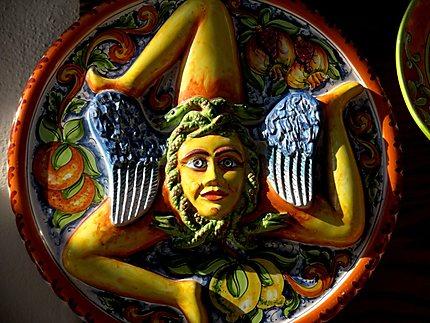 La Trinacria (céramique)