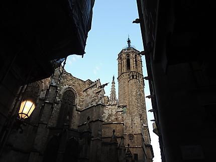 Cathédrale de Barcelona