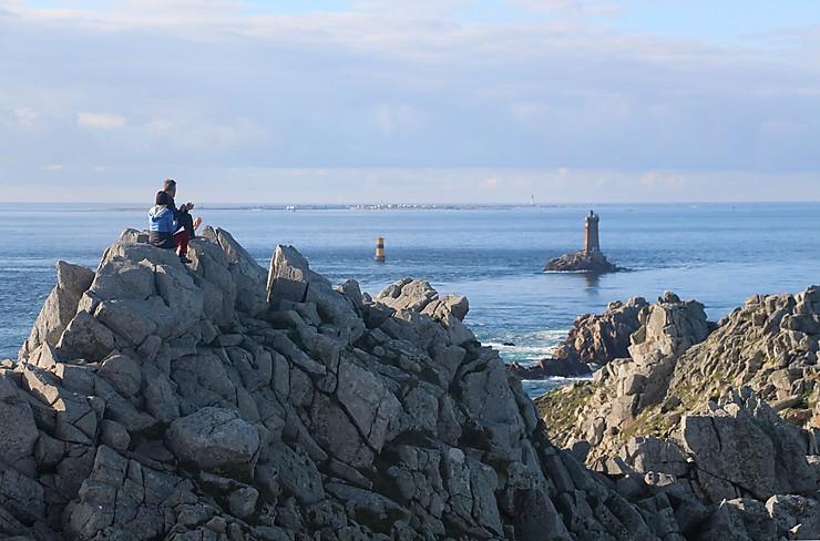 Pointe du Raz en Cap Sizun (Finistère)