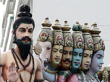 Temple hindou Sri Perumal