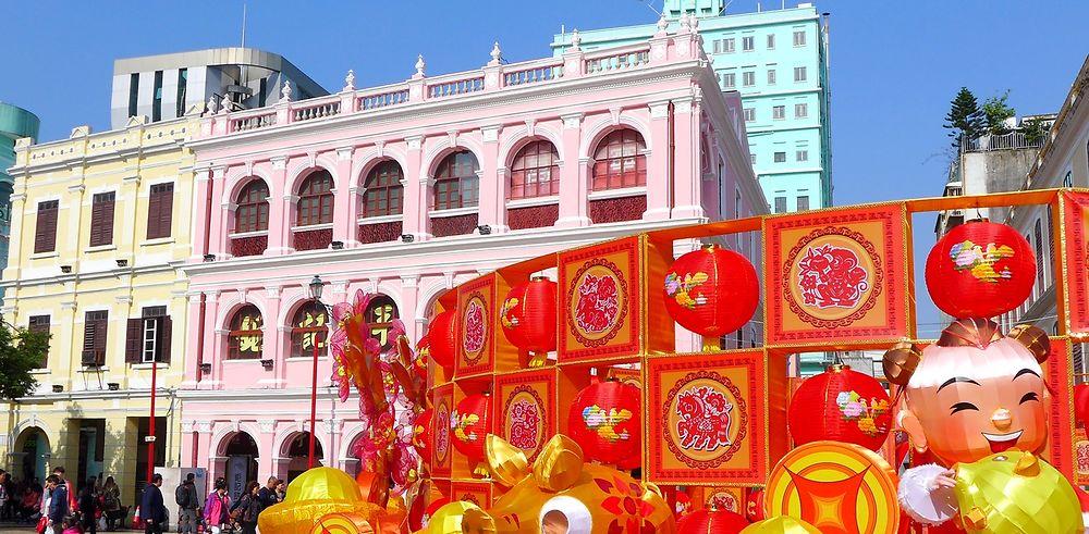 Hong Kong, Macao: du port aux parfums... à l'enfer du jeu
