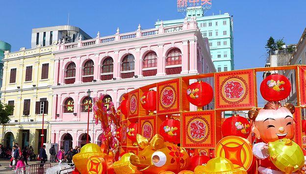 Hong Kong, Macao: du port aux parfums... à l'enfer du jeu golf_bravo
