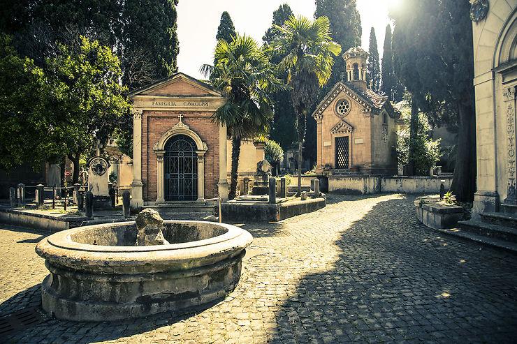 San Lorenzo : des usines au cimetière des stars