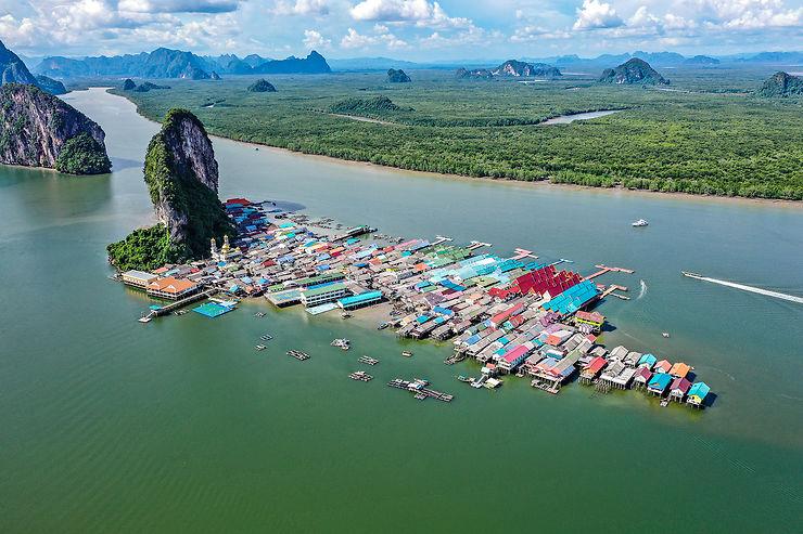 Activités et excursions depuis Khao Lak