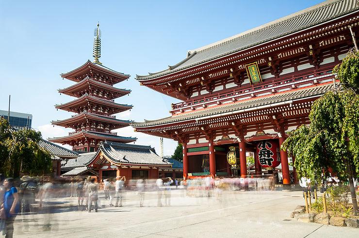 Asakusa et Ueno : Tokyo, de temple en temple