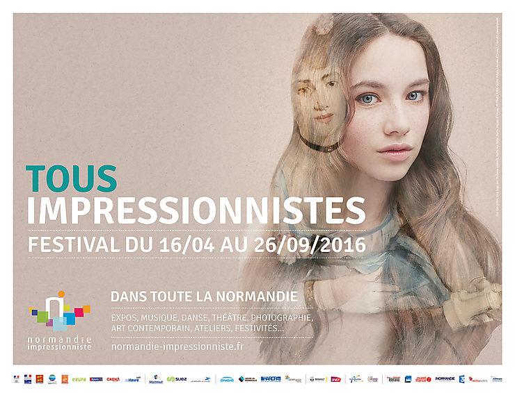 Festival Normandie impressionniste 2016 : le portrait à l'honneur