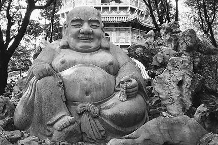 Bouddha à Suzhou