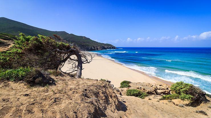 Italie - Ramener du sable de Sardaigne peut conduire en prison