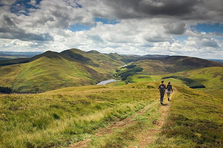 5 raisons d'aller en Écosse