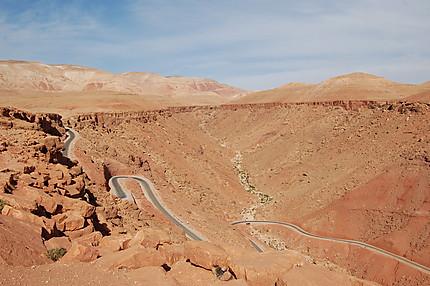 Route Telouet - Ait Ben Haddou