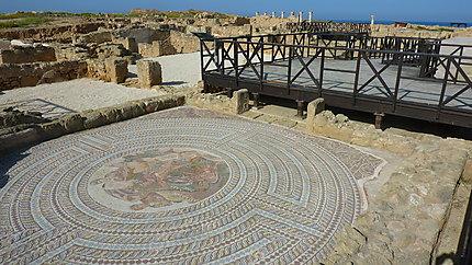 Mosaïques à Paphos