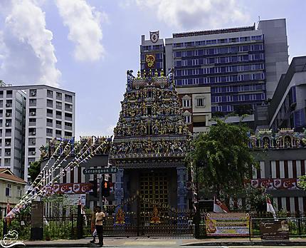 Temple Sri Perumal