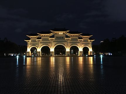 Accepter le passé : Mémorial de Chiang Kai-shek