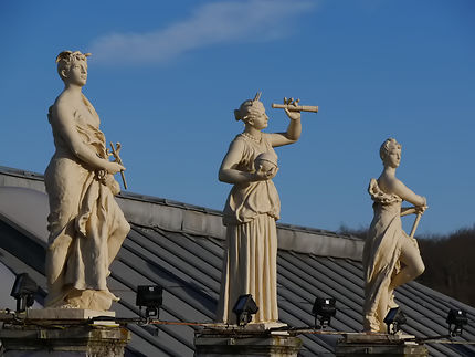 Statues à Bayonne