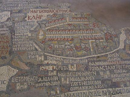 Carte de Madaba