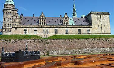 Château de Kronborg à Helsingør