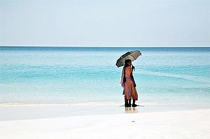 Ombrelle de plage