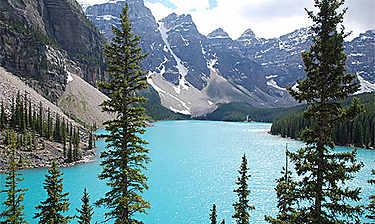 Moraine Lake (Alberta)