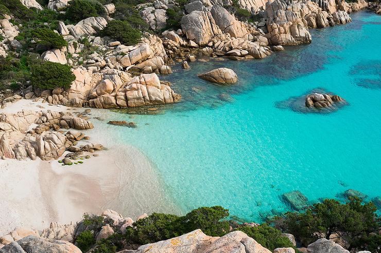 Île de Caprera, Sardaigne – Italie