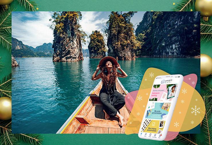 Pratique - Youpix, la carte postale unique en un clic