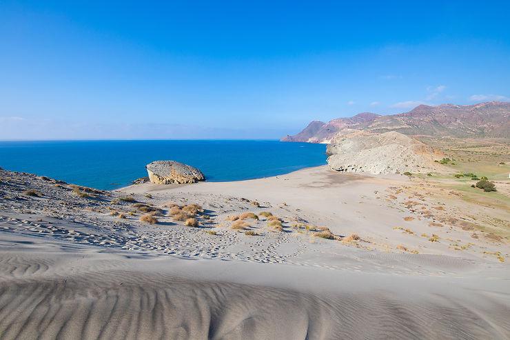 Playa Monsul et Cabo de Gata, Andalousie – Espagne