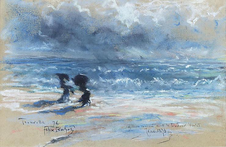 Quand la Normandie faisait forte impression sur les peintres