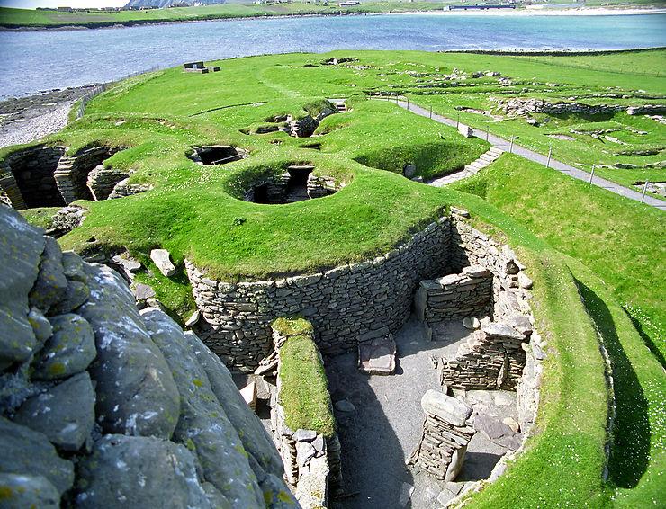 Archipel des Shetland