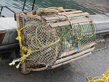 Cage à homard à Cloridorme