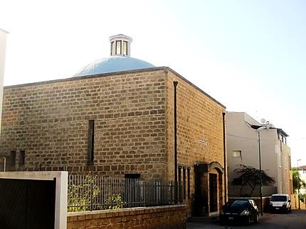 L'église de Sélinonte