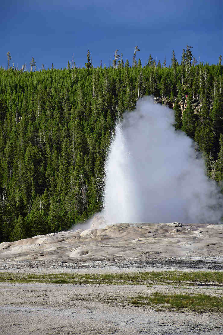 2 - Parc national de Yellowstone (Wyoming, Montana, Idaho)