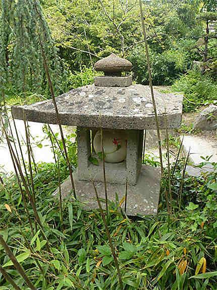 Lampe Jardin Japonais Ile De Versailles Nantes Routard Com