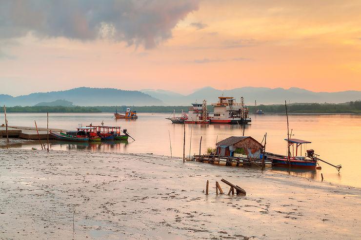 L'île de Kho Khao, un plan pour les Robinsons