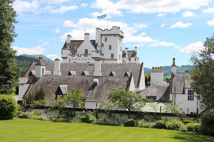 Le meilleur de l'Écosse : châteaux, whisky et rando